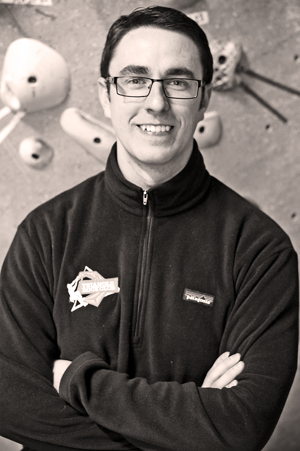 Mike St. Laurent - Climbing Club Director