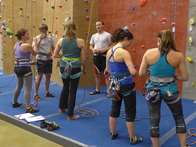 Indoor Climbing Classes