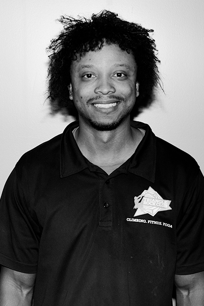 Triangle Rock Club Community Coordinator Wayne Wilkerson