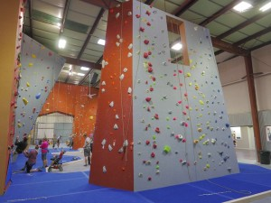 Triangle Rock Club Fayetteville Indoor Rock Climbing