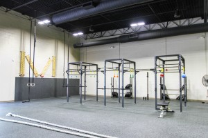 Triangle Rock Club North Raleigh Fitness Space Rogue Rack